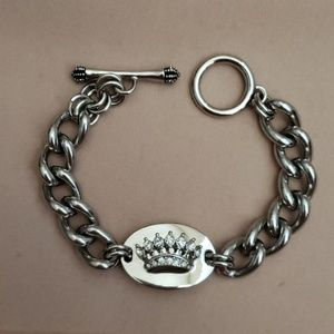 Juicy Couture Crown bracelet